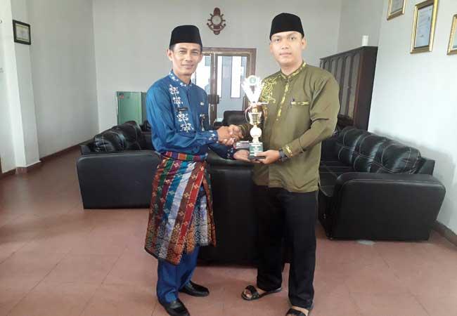 Pedekik Juara III Lomba Desa Tingkat Kecamatan Bengkalis Tahun 2018